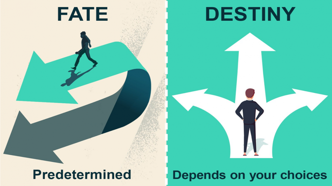 Destiny nghĩa là gì? Sự khác nhau giữa destiny và fate